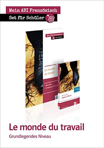 9783125923997: Set Le monde du travail: Set f�r Sch�ler aus Lekt�re Ma�t� Coiffure + Sch�lerarbeitsheft zu Ma�t� coiffure, Le temps perdu; grundlegendes Niveau. Lekt�re + Arbeitsbuch