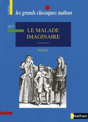 9783125925687: Le malade imaginaire. (Lernmaterialien)