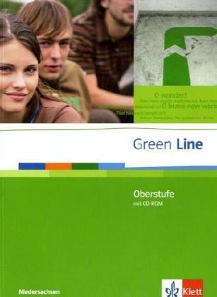 9783125940062: Green Line Oberstufe. Klasse 11/12 (G8) ; Klasse 12/13 (G9). Schülerbuch mit CD-ROM. Ausgabe für Niedersachsen