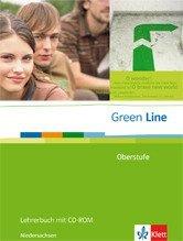 9783125940284: Green Line Oberstufe / Lehrerbuch mit CD-ROM. Klasse 11/12 (G8) ; Klasse 12/13 (G9). Ausgabe für Niedersachsen