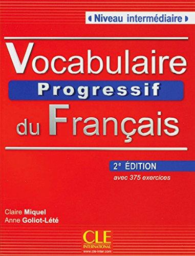 9783125952973: Vocabulaire progressif du français - Niveau intermédiaire (2ème édition) A2/B1. Livre avec 375 exercices + Audio-CD