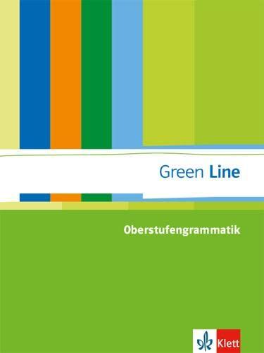 9783125955011: Green Line. Oberstufengrammatik