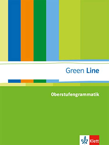 9783125955011: Green Line Oberstufengrammatik Englisch. Gymnasium