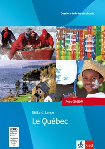 9783125970915: Le Québec - Dossiers de la francophonie