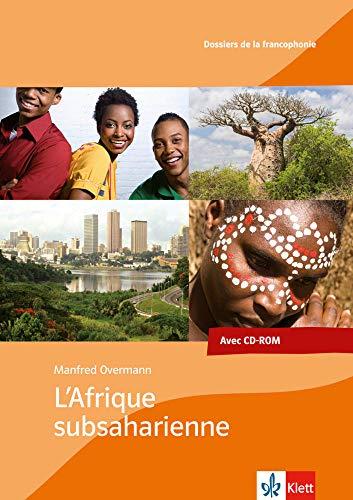 9783125970922: L'Afrique subsaharienne: Dossier pédagogique mit CD-ROM