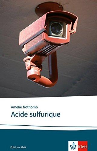 9783125973633: Acide sulfurique: Annotiert von Danielle Rambaud. Sek II : B1 - B2. Lektüren Französisch
