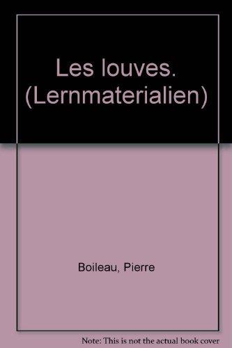9783125980006: Les louves. (Lernmaterialien)