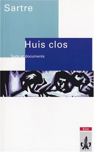 9783125984004: Huis clos: Texte et documents