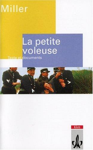 9783125984103: La petite voleuse. Texte et documents. Sekundarstufe 2. (Lernmaterialien)