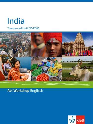 9783126010061: Abi Workshop. India. Klasse 11/12 (G8); KLasse 12/13 (G9). Themenheft mit CD-ROM