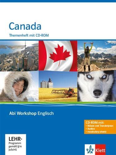 9783126010092: Canada. Themenheft mit CD-ROM