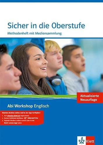 9783126010214: Abi Workshop. Englisch. Sicher in die Oberstufe. Methodenheft mit CD-RM. Klasse 10 (G8), Klasse 11 (G9)