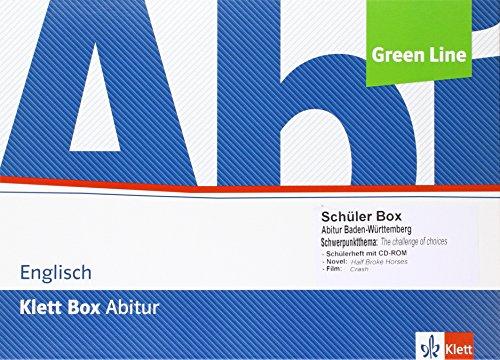 9783126010634: Klett Box Abitur Englisch Baden-W�rttemberg