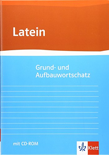 9783126041102: Grund- und Aufbauwortschatz Latein