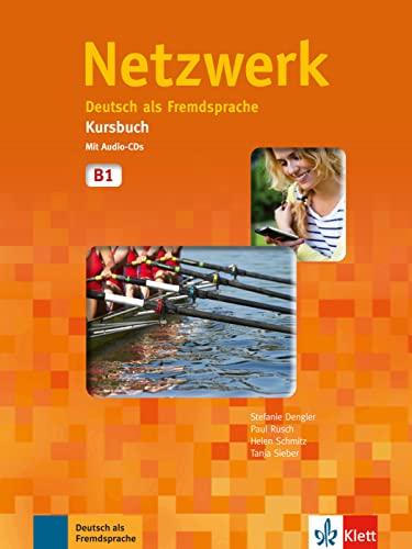 9783126050029: Netzwerk: Kursbuch B1 MIT 2 Audio Cds (German Edition)