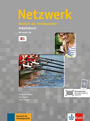 9783126050043: Netzwerk. Arbeitsbuch mit 2 Audio-CDs B1: Deutsch als Fremdsprache