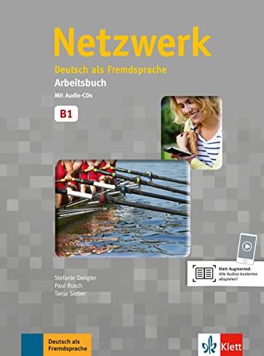 9783126050043: Netzwerk. B1. Arbeitsbuch. Per le Scuole superiori. Con CD: Netzwerk B1. Arbeitsbuch mit 2 Audio-CDs: Deutsch als Fremdsprache [Lingua tedesca]: 3