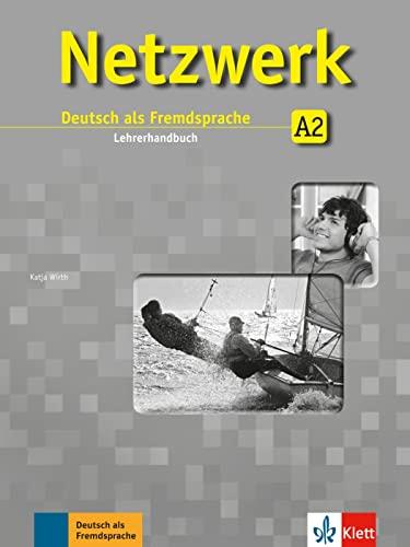 9783126050104: Netzwerk. Lehrerbuch A2: Deutsch als Fremdsprache