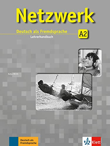 9783126050104: Netzwerk: Lehrerhandbuch A2 (German Edition)
