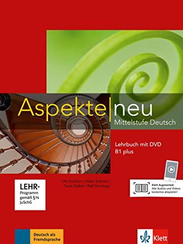 9783126050159: Aspekte. Lehrbuch. Con espansione online. Per le Scuole superiori. Con DVD-ROM: 1