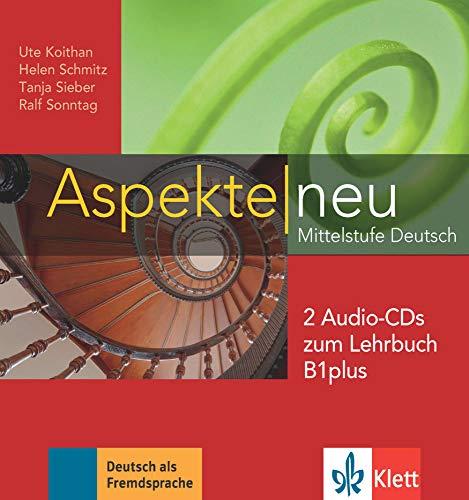 9783126050203: Aspekte neu: Audio-CDs zum Kursbuch B1 plus (2)