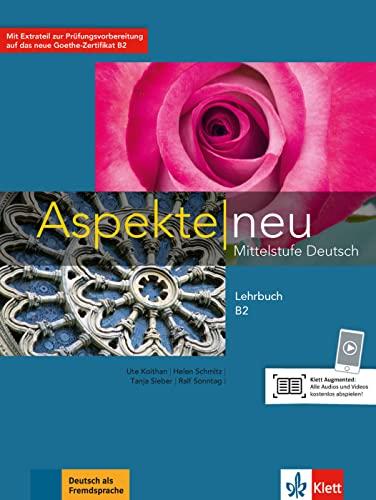 9783126050258: Aspekte neu: Lehrbuch B2