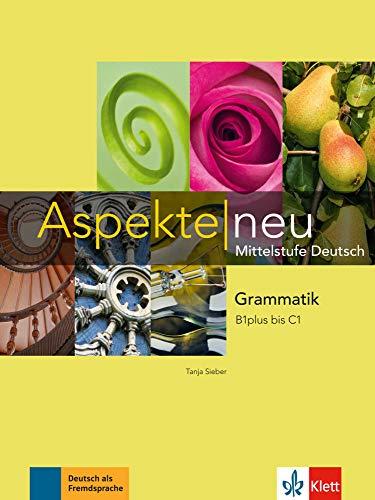 9783126050326: Aspekte neu: Grammatik B1 plus bis C1