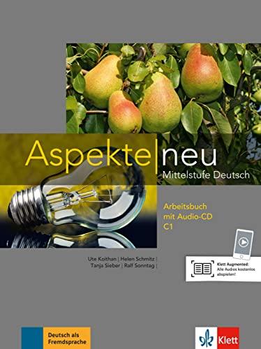 9783126050364: Aspekte. Arbeitsbuch. Per le Scuole superiori. Con DVD-ROM: Aspekte neu c1, libro de ejercicios con cd: 3
