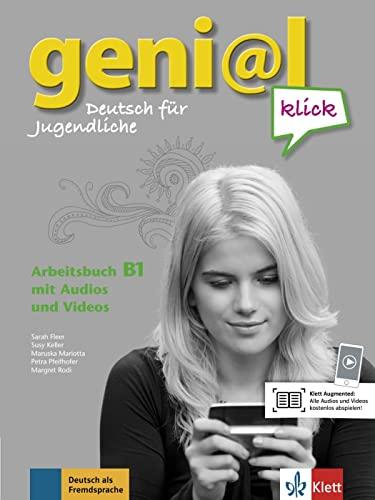9783126050708: Geni@L Klick: Arbeitsbuch B1 MIT 2 Audio Cds (German Edition)