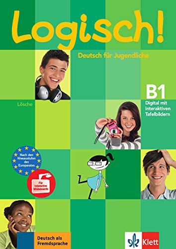Logisch!: CD-Rom B1 MIT 40 Interaktiven Tafelbildern: Lösche, Ralf-Peter