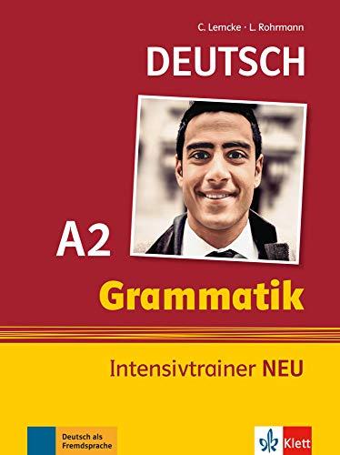 9783126051668: Grammatik Intensivtrainer Neu: Buch A2 (German Edition)