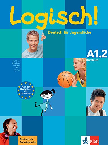 9783126051736: Logisch in Teilbanden: Kursbuch A1.2