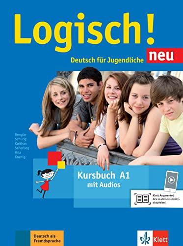 9783126052016: Logisch! Neu: Kursbuch A1
