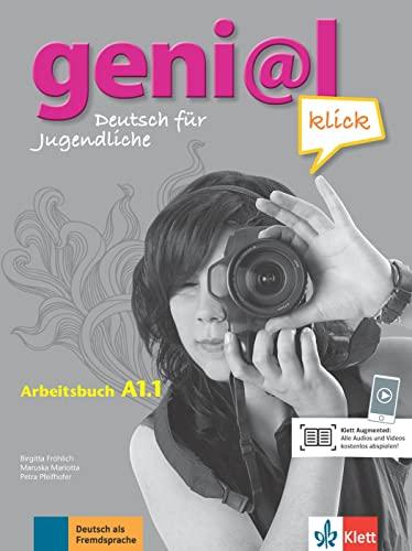 geni@l klick A1.1 - Arbeitsbuch: Deutsch für: Birgitta Fröhlich, Maruska