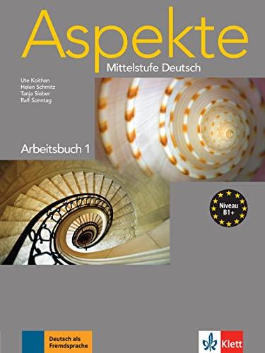 9783126060028: Aspekte. Arbeitsbuch. Per le Scuole superiori: 1