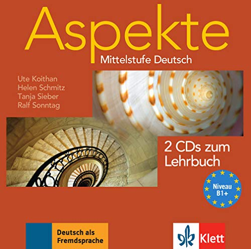 9783126060066: Aspekte: Cds Zum Lehrbuch 1 (2) (German Edition)