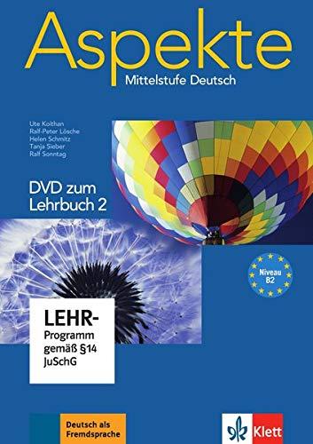 9783126060134: Aspekte: DVD zum Lehrbuch 2