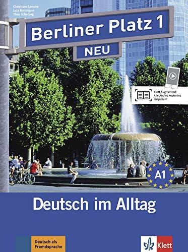 9783126060257: Berliner Platz Neu: Lehr- Und Arbeitsbuch 1 MIT 2 Cds Zum Arbeitsbuchteil (German Edition)