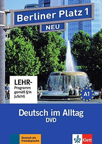 9783126060301: Berliner Platz Neu: DVD 1 (German Edition)