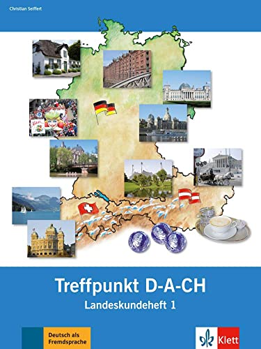 9783126060370: Berliner Platz Neu: Treffpunkt D-A-Ch - Landeskundeheft 1 (German Edition)