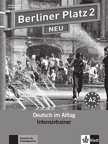 9783126060431: Berliner Platz Neu: Intensivtrainer 2 (German Edition)