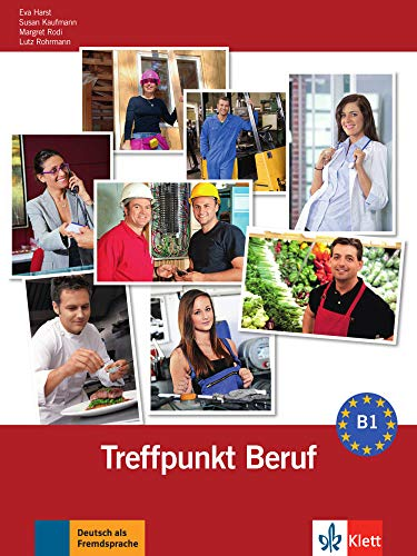 9783126060646: Berliner Platz Neu: Treffpunkt Beruf B1 MIT Audio-cd (German Edition)