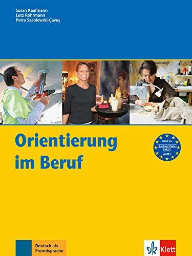 9783126061247: Orientierung im Beruf: Orientierung im Beruf A2/B1