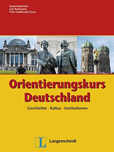 9783126061254: Orientierungskurs Deutschland. Con espansione online. Per le Scuole superiori