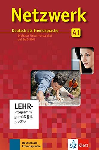 Netzwerk: Digitales Unterrichtspaket A1 Dvd-rom (German Edition): Anna Pilaski, Katja Wirth, P. ...