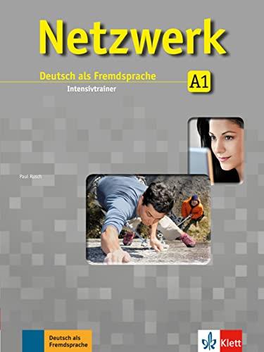 9783126061384: Netzwerk / Intensivtrainer A1: Deutsch als Fremdsprache