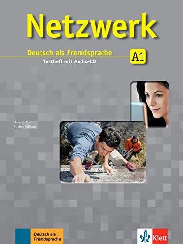 Netzwerk A1 Testheft mit Audio-CD: Althaus, Kirsten