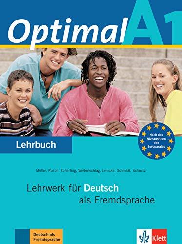 9783126061445: Optimal: Lehrbuch A1 (German Edition)