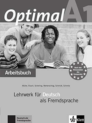 9783126061452: Optimal: Arbeitsbuch A1 MIT Audio-CD (German Edition)