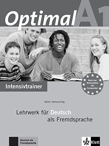 9783126061537: Optimal A1 - Intensivtrainer A1: Lehrwerk für Deutsch als Fremdsprache